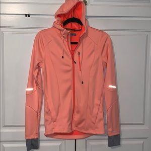 Mondetta neon scuba reflective jacket